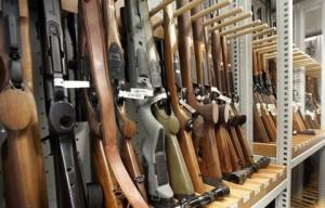 Закон в США Оружейный магазин