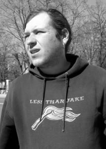В Рязани убит антифашист Константин Лункин.