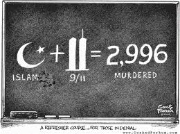Islam Plus 11 американские карикатуры на ислам