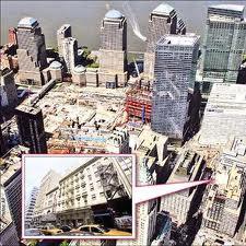Мечеть на месте останков убитых 11 сентября
